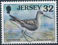 Jersey 1998 Seabirds and waders (3rd Issue) e