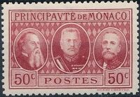 Monaco 1928 International Philatelic Exhibition, Monte Carlo a