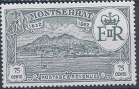 Montserrat 1982 350th Anniversary of Settlement of Montserrat by Sir Thomas Warner d