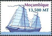 Mozambique 2002 Ships b