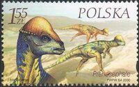 Poland 2000 Dinosaurs e