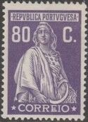 Portugal 1926 Ceres (London Issue) o