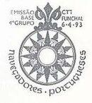 Portugal 1993 Portuguese navigators (4th Issue) PMc