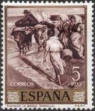 Spain 1964 Painters - Joaquin Sorolla y Bastida i