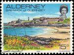 Alderney 1983 Island Scenes i