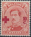 Belgium 1918 King Albert I (Red Cross Charity) d.jpg