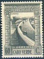 Cape Verde 1938 Portuguese Colonial Empire j