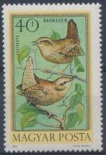 Hungary 1973 Birds a