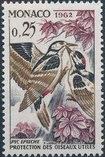Monaco 1962 Protection of Useful Birds e