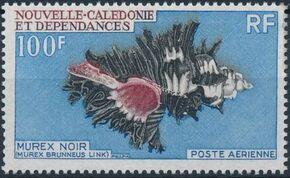 New Caledonia 1969 Sea Shells d