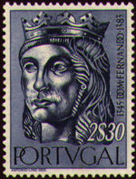 Portugal 1955 Portuguese Kings i