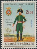 St Thomas and Prince 1965 Military Uniforms e