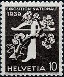 Switzerland 1939 National Exposition of 1939 b