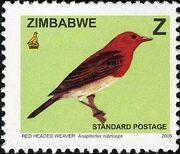 Zimbabwe 2005 Birds from Zimbabwe c