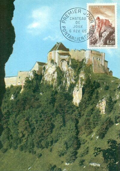 France 1965 Tourism MCc