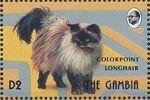 Gambia 1993 Oriental Cats k