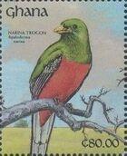 Ghana 1991 The Birds of Ghana i