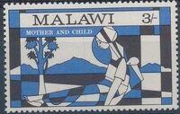 Malawi 1970 Christmas e