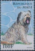 Mali 1997 Dogs b