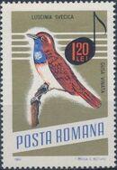 Romania 1966 Song Birds f