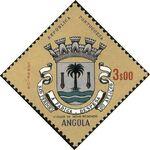 Angola 1963 Coat of Arms - (1st Serie) i