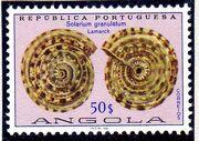 Angola 1974 Sea Shells t