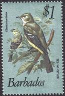 Barbados 1979 Birds o