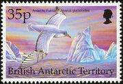 British Antarctic Territory 1998 Birds g