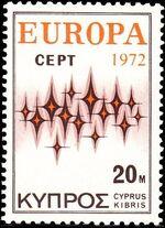 Cyprus 1972 Europa-CEPT a