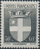 France 1942 Coat of Arms (Semi-Postal Stamps) a