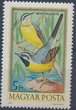 Hungary 1973 Birds h