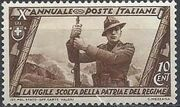 Italy 1932 10th Anniversary of the Fascist Government and the March on Rome b