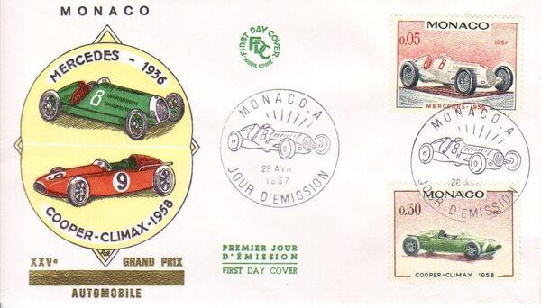 Monaco 1967 Automobiles q