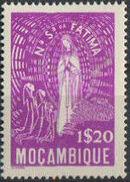 Mozambique 1948 Lady of Fatima b