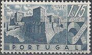 Portugal 1946 Portuguese Castles f