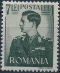 Romania 1942 King Michael I - Semi-Postal (2nd Group) d