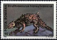 Romania 1994 Dinosaurs a