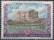 Sovereign Military Order of Malta 1972 Old Castles d