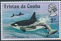 Tristan da Cunha 1975 Whales a