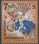 Austria 1994 Artworks from Pens and Monasteries (2nd Group) b