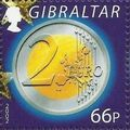 Gibraltar 2002 New coins in Europe h.jpg