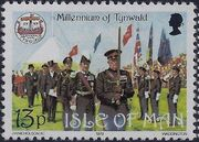 Isle of Man 1979 1000th Anniversary of the Tynwald Parlament f