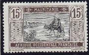 Mauritania 1913 Pictorials f