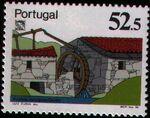 Portugal 1986 LUBRAPEX - Watermills d