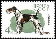 Soviet Union (USSR) 1965 Hunting and Service Dogs e