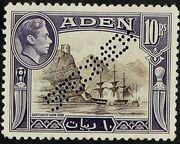 Aden 1939 Scenes - Definitives ms