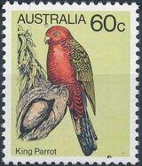 Australia 1980 Australian Birds (1st group 1980) c