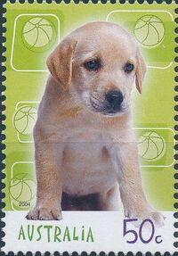 Australia 2004 Cats & Dogs c
