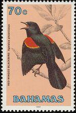 Bahamas 1991 Birds l