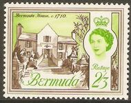 Bermuda 1962 Definitive Issue m